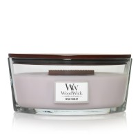 Wild Violet - Woodwick Hearthwick Candle
