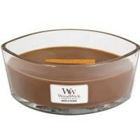 Amber & Incense Woodwick Hearthwick Jar