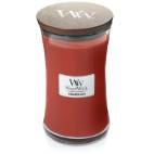 Cinnamon Chai Large Woodwick Candle