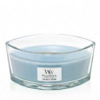 SeaSalt & Cotton - Woodwick Hearthwick Candle