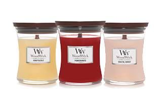 Woodwick - Medium Jar