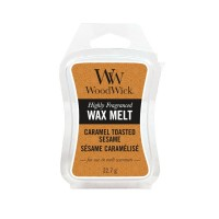 WoodWick Wax Melt - Caramel Toasted Sesame