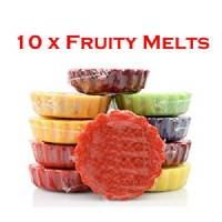10 Melts - Fruity