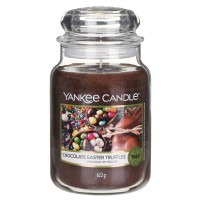 Chocolate Easter Truffles Large Yankee Candle Jar