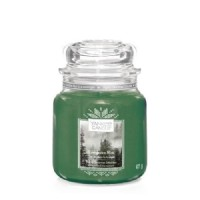 Evergreen Mist Medium Yankee Candle