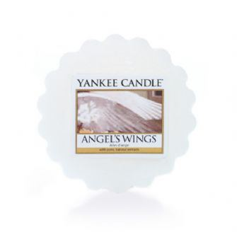 Angels Wings Yankee Candle Wax Melt