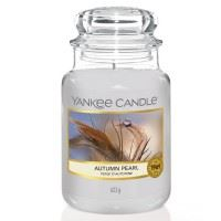 Autumn Pearl large Yankee Candle