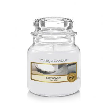 Baby Powder Small Yankee Candle