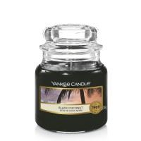 Black Coconut Small Yankee Candle