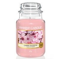 Cherry Blossom Large Yankee Candle