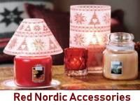 Red Nordic Accessories