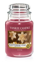 Glittering Star Large Yankee Candle