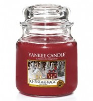 Christmas Magic Medium Yankee Candle