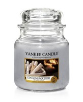 Crackling Wood Fire Medium Yankee Candle