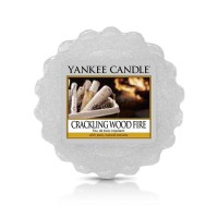 Crackling Wood Fire Yankee Candle Wax Melt