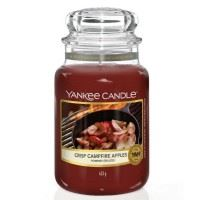 Crisp Campfire Apple Large Yankee Candle