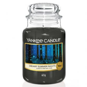 Dreamy Summer Nights Large Yankee Candle