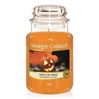 Halloween Trick or Treat - Large Yankee Candle
