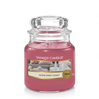 Home Sweet Home Small Yankee Candle