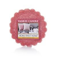Home Sweet Home Yankee Candle Wax Melt