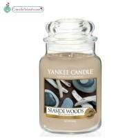 Seaside Woods Large Yankee candle