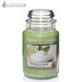 Vanilla Lime Large Yankee Candle