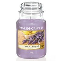 Lemon Lavender Large Yankee Candle