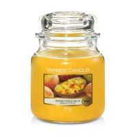Mango Peach Salsa Medium Yankee Candle