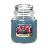 Mulberry & Fig Delight Medium Yankee Candle