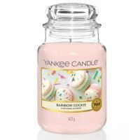 Rainbow Cookie Large Yankee Candle