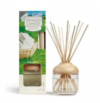New Style Reed Diffuser - Clean Cotton