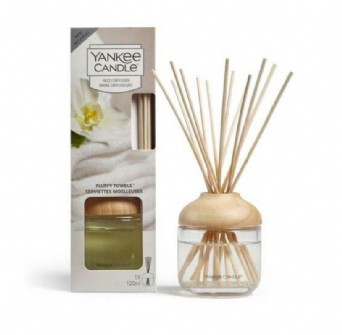 New Style Reed Diffuser - Fluffy Towels