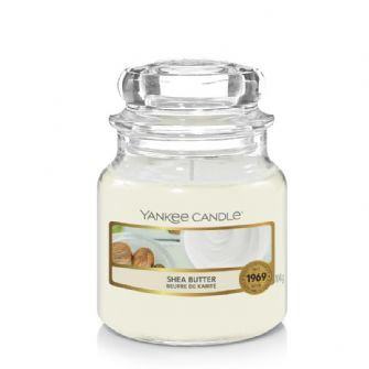 Shea Butter Small Yankee Candle