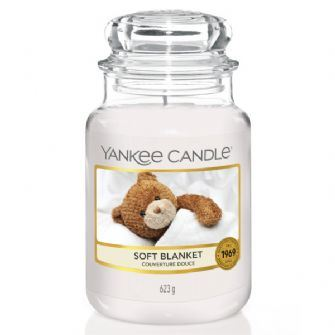 Soft Blanket Large Yankee Candle