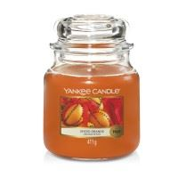 Spiced Orange Medium Yankee Candle