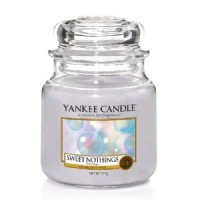 Sweet Nothings Medium Yankee Candle