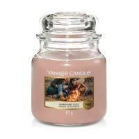 Warm and Cozy Medium Yankee Candle