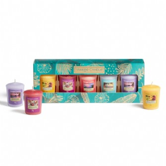 Yankee Candle The Paradise Collection 5 Votive Gift Set
