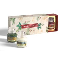 Yankee Candle 3 Small Jar Candle Gift Set