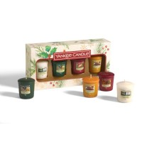 Yankee Candle 4 Votive Candle Gift Set