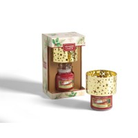 Yankee Candle 1 Small Jar Candle and Shade Gift Set