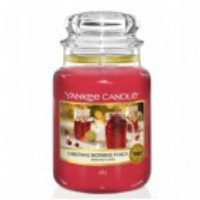 Christmas Morning Punch Large Yankee Candle