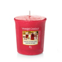 Christmas Morning Punch Yankee Votive