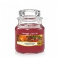Holiday Hearth Small Yankee Candle