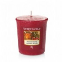 Holiday Hearth Yankee Votive