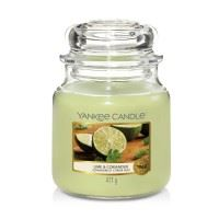 Lime and Coriander Medium Yankee Candle
