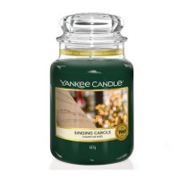 Singing Carols Large Yankee Candle