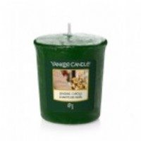 Singing Carols Yankee Votive
