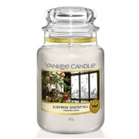 Surprise Snowfall Large Yankee Candle