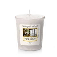Surprise Snowfall Yankee Votive
